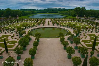 Palace de Versailles Gardens, France