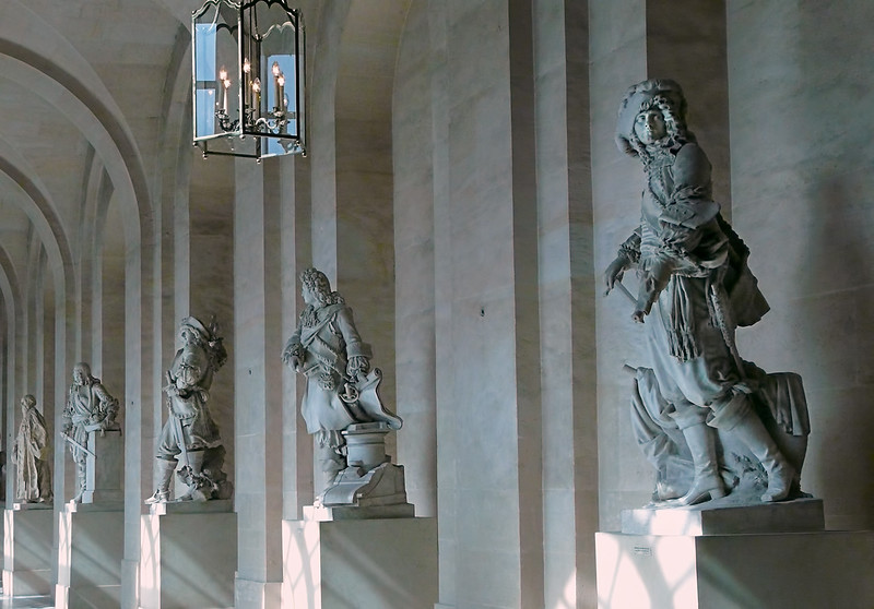 Versailles - Museum of the History of France