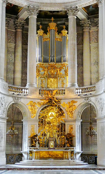 Versaille - The Royal Chapel