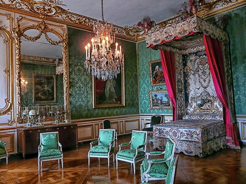 Versailles - The Dauphin's Bedchamber