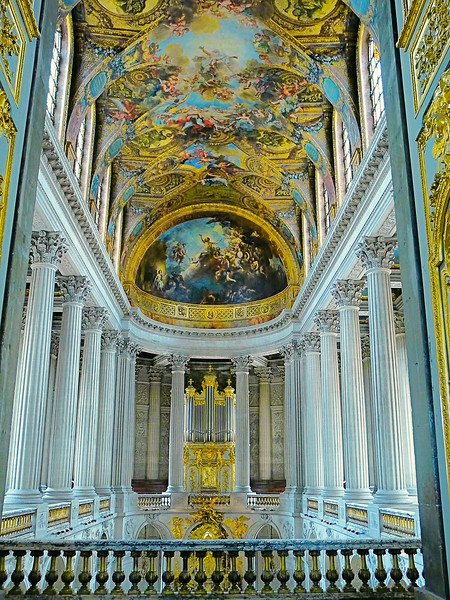 Versailles - The Royal Chapel