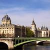 Paris France, Pont Notre-Dame