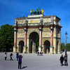 Paris France,  Arc de Triomphe du Carrousel