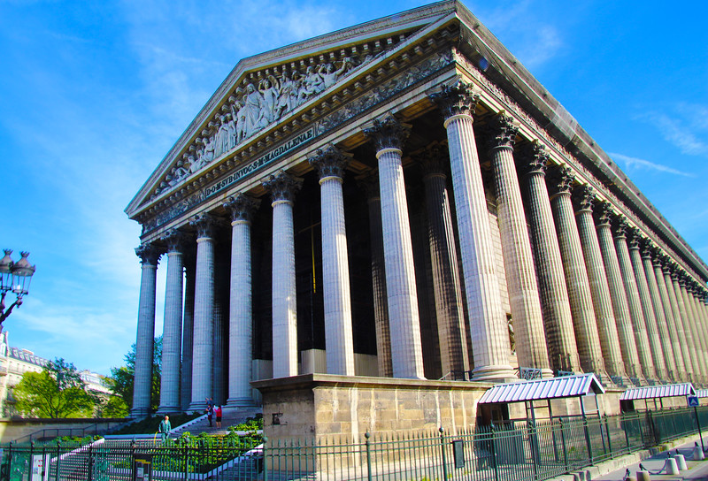 Paris France, La Madeleine