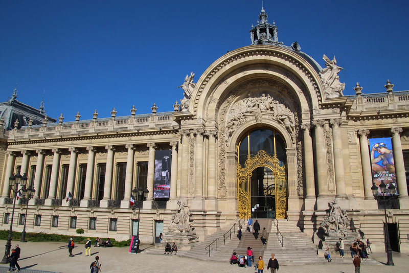 Paris France, Petit Palais