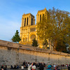 Paris France, Cathedral of Notre Dame