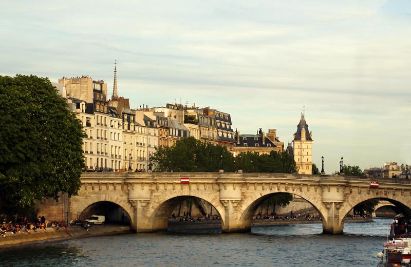 Paris France, Pont Neuf