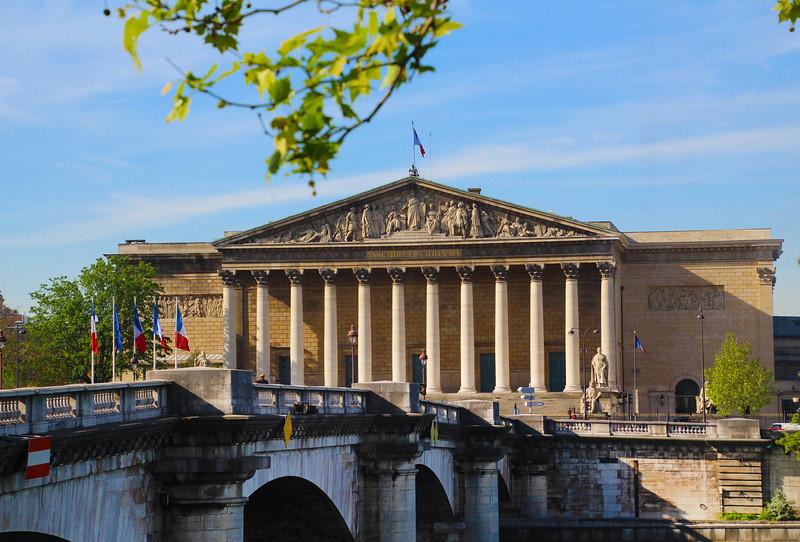 Paris France, National Assembly