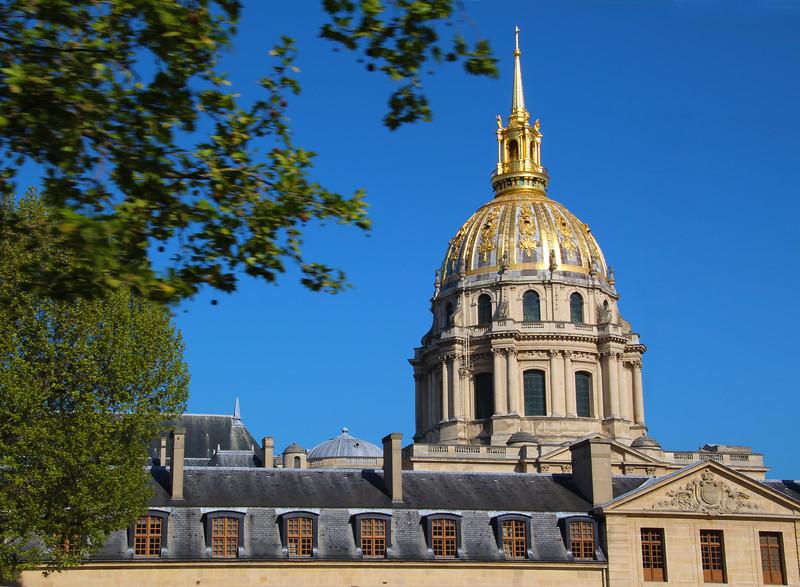 Paris France,  Les Invalides