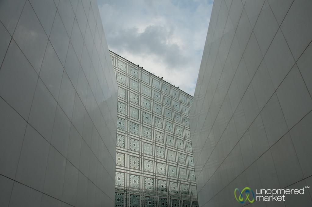 World Arabic Institute, Reflections - Paris