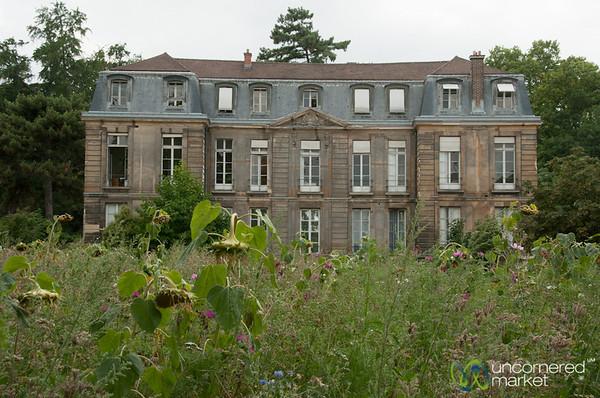 Jardin des Plantes, Haunted House - Paris
