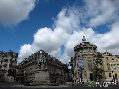 Washington Statue and Square - Paris