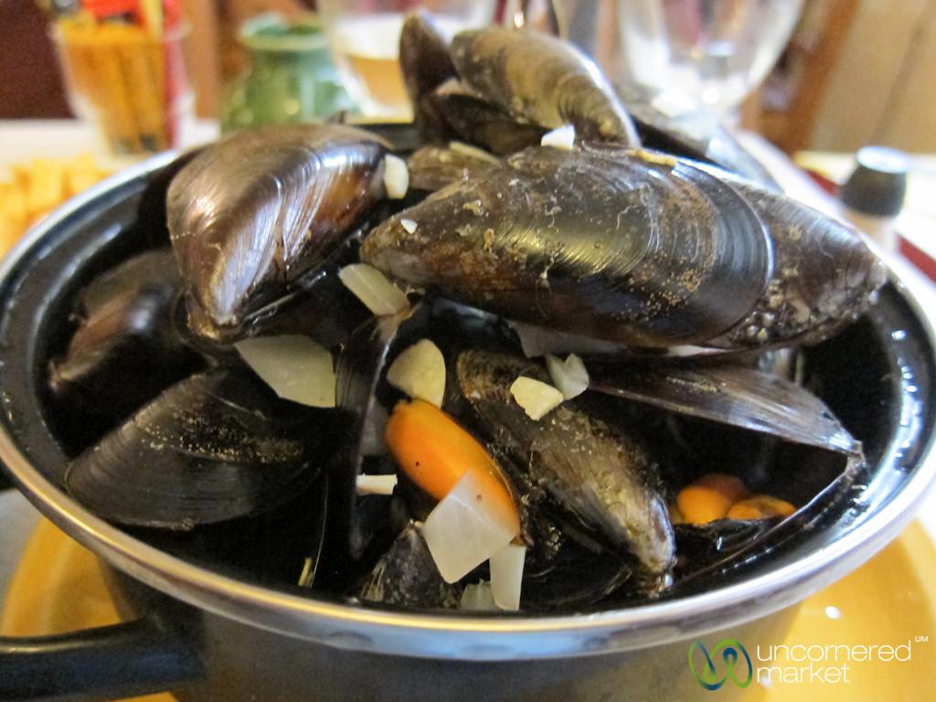 Moules (Mussels) - Paris