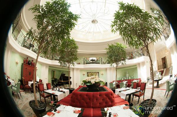 La Bauhinia Restaurant - Shangri-La Hotel, Paris
