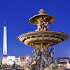 paris - place de la concorde
