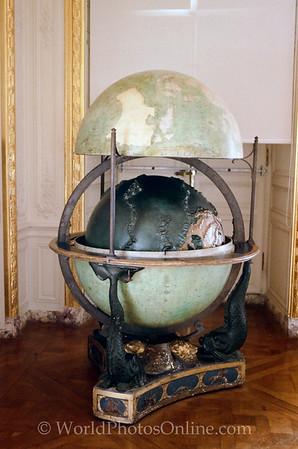 Versailles - Globe of the world