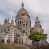 Sacre-Coeur on Montmartre