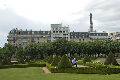 Place de Vosges in Paris, France