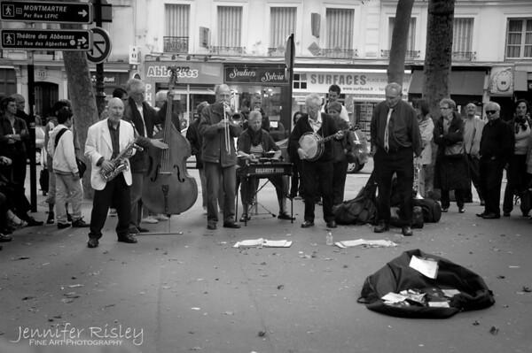 Montmartre Musicians