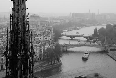 Seine from Notre Dame