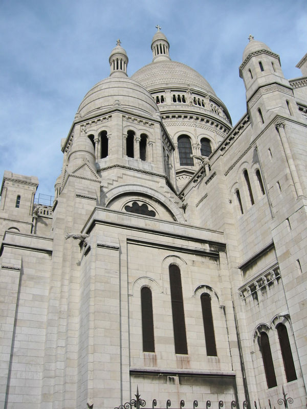 Sacre Coeur on Montmartre