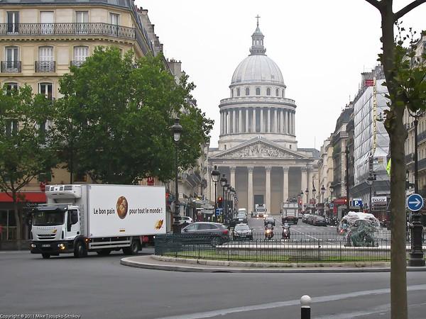 Paris. Panthéon.