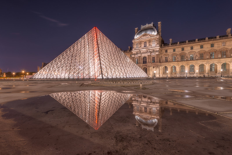 Diamond Louvre