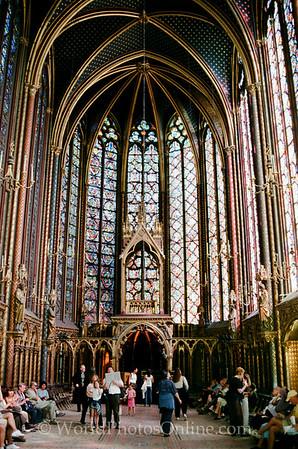 Paris - St Chapelle