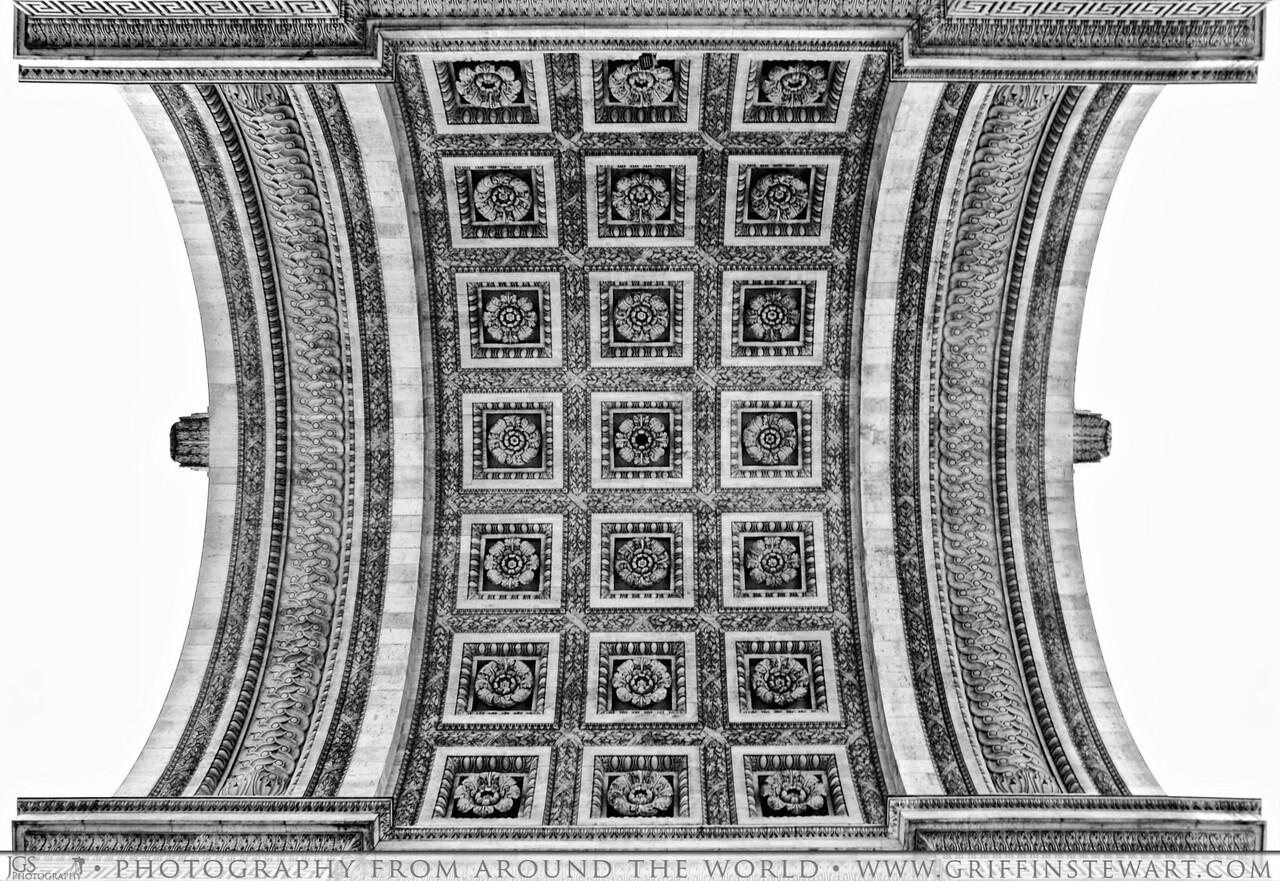 Under The Arc De Triomphe