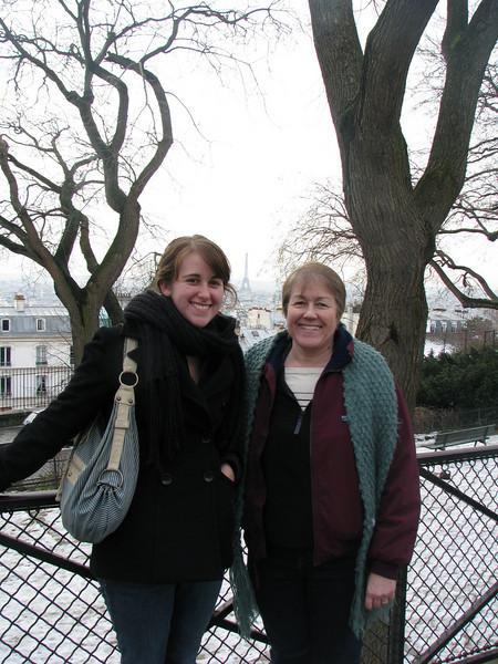 on Montmartre