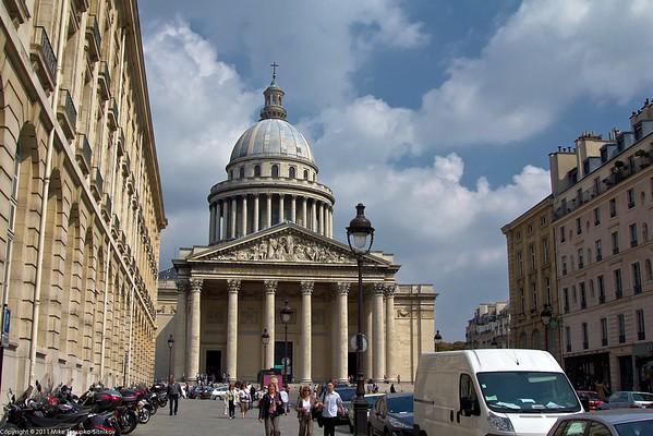 Paris. Panthéon