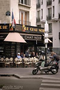 Cafe Le Chat Noir