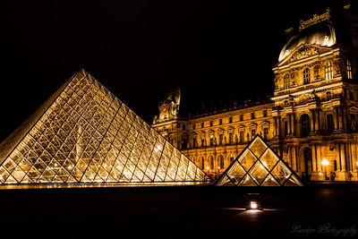 The Louvre 1