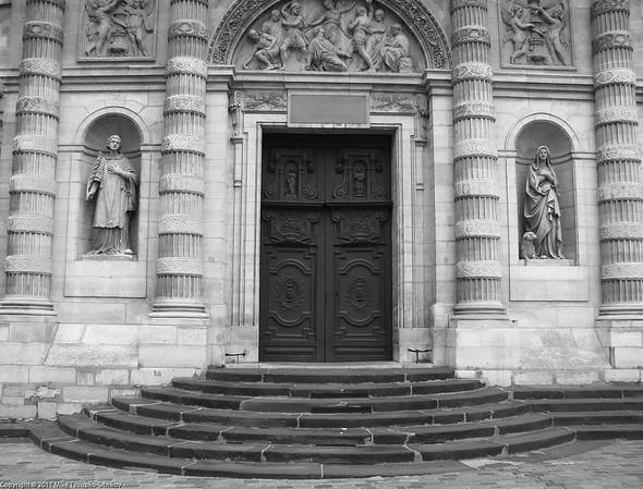 Paris - the Latin Quarter