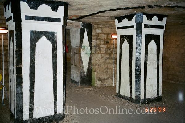Paris - Catacombes 3