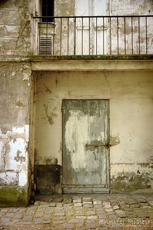 Montmartre Door