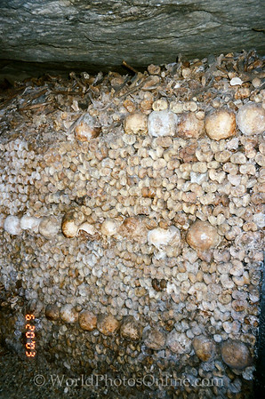 Paris - Catacombes 1