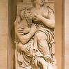 La Charite romaine by Atelier de Jean Goujon. 1560-1564 CE