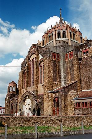 Cholet - Sacre Coeur Church