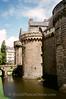 Nantes - Chateau Des Ducs De Bretagne - Wall and Moat 2