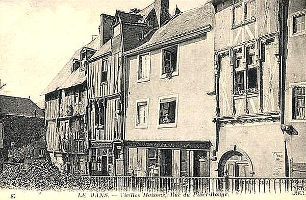 Rue du Pilier-Rouge