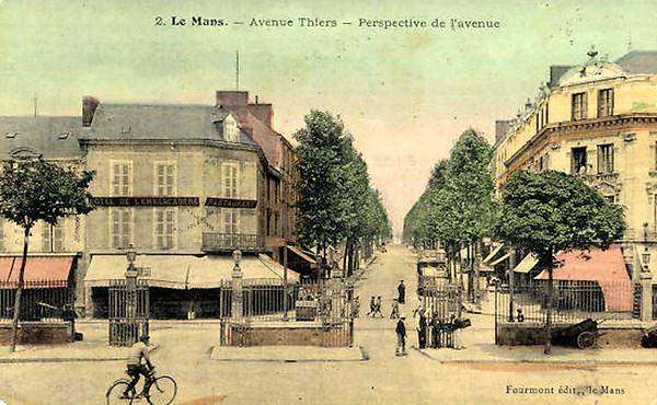 Avenue Thiers