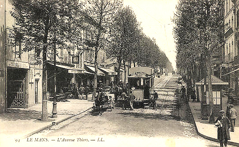 L'Avenue Thiers