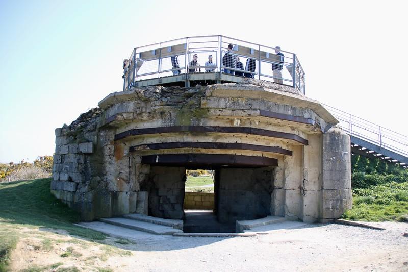 Pointe du Hoc Ranger Anıtı
