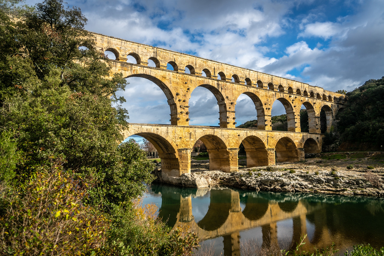 Pont-du-Gard UNESCO World Heritage Site