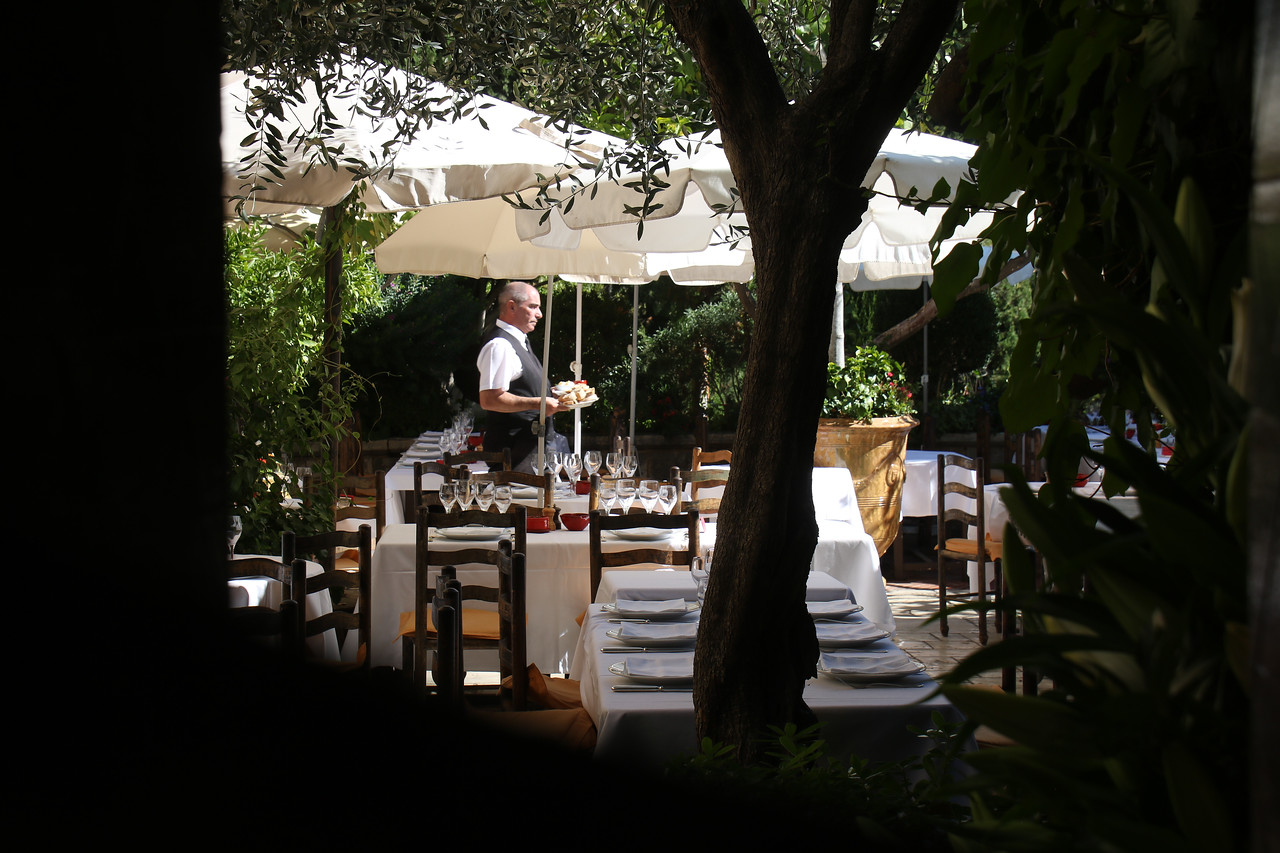 Colombe d'Or Restaurant