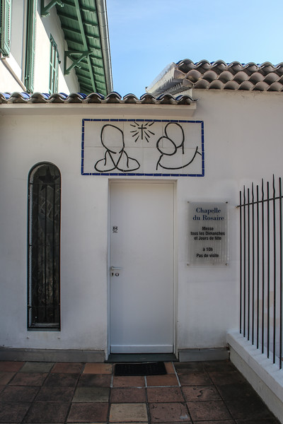 Matisse Chapel