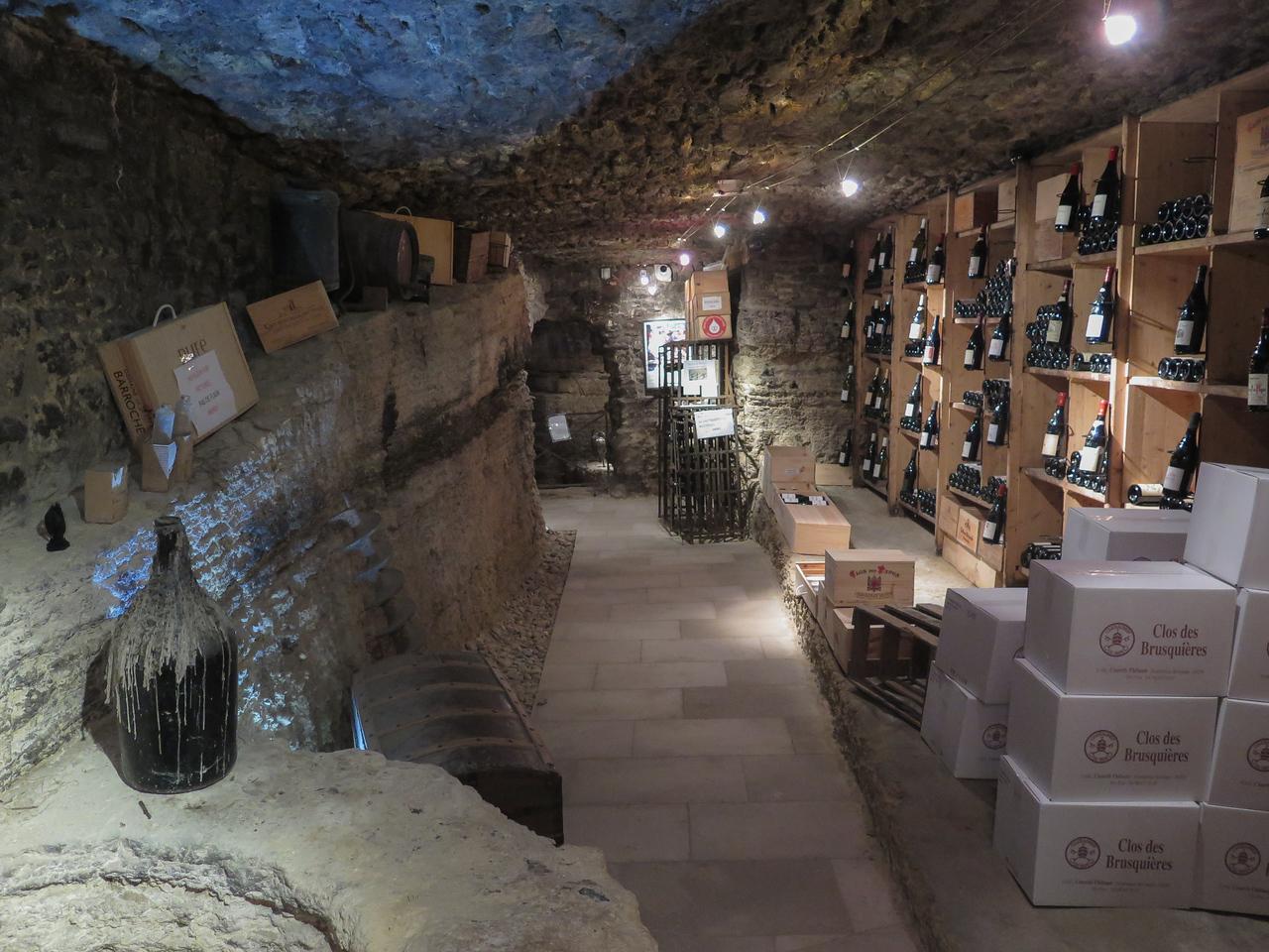 """Le Verger des Papes"" Winery"