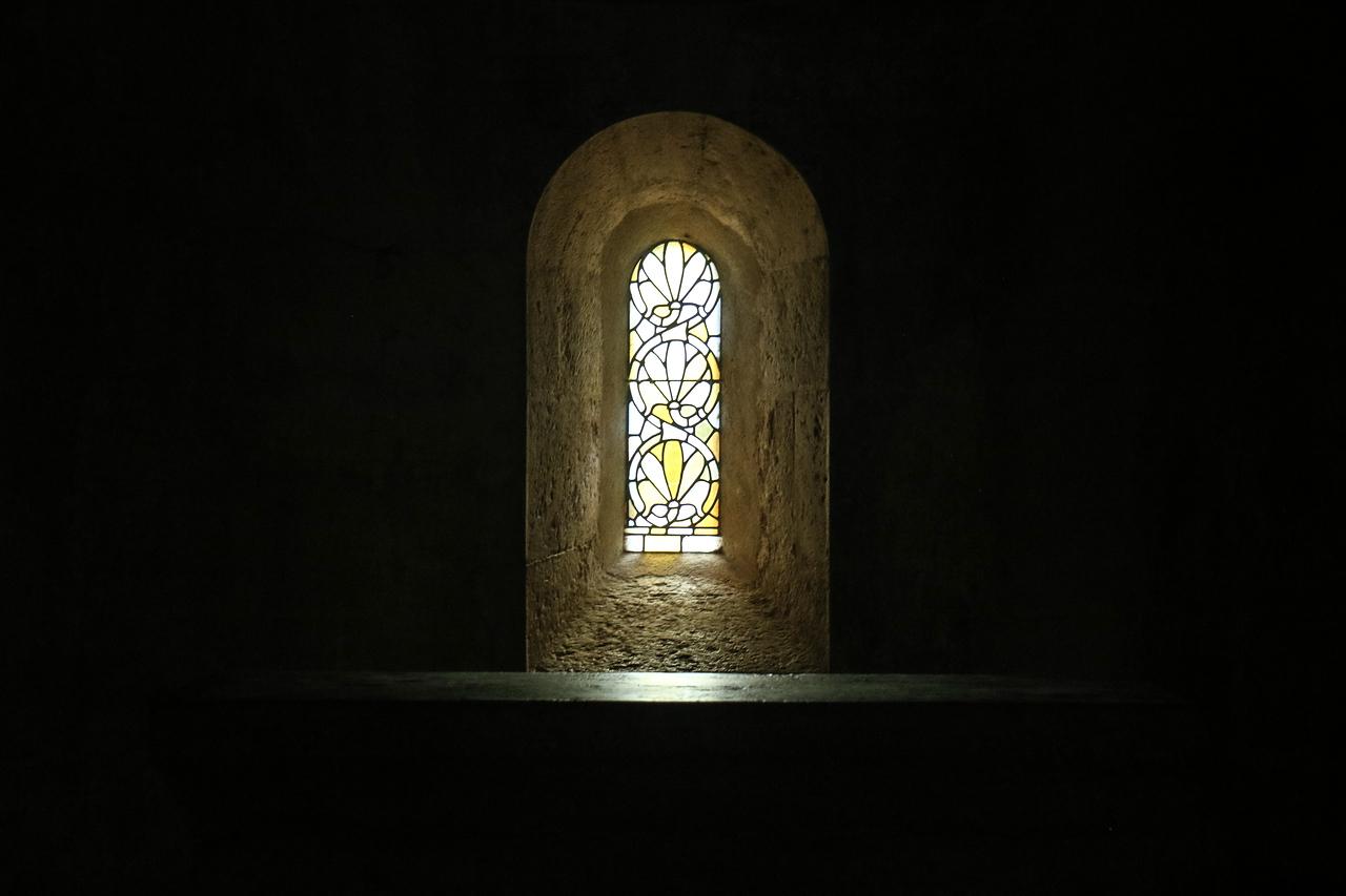 Le Thoronet Cistercian Abbey (12 C)