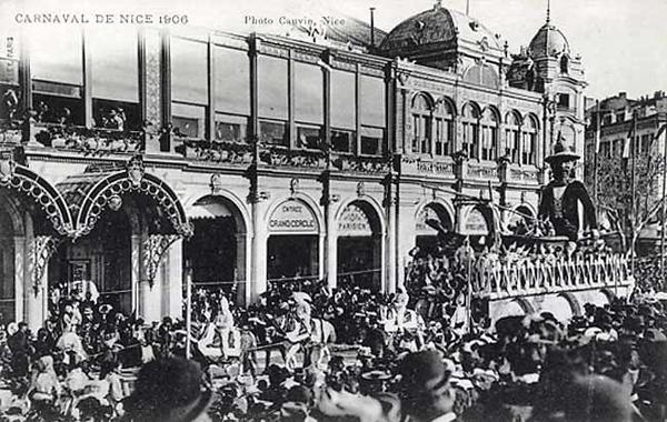 Carnaval de Nice, 1906
